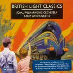 BRITISH LIGHT CLASSICS/ ROYAL PHILHARMONIC ORCHESTRA/ BARRY WORDSWORTH