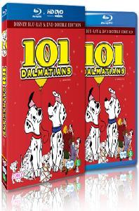 101마리의 달마시안 [BD+DVD] [101 DALMATIANS]