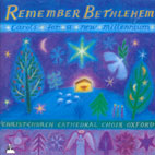 REMEMBER BETHLEHEM: CAROLS FOR A NEW MILLENNIUM/ STEPHEN DARILINGTON