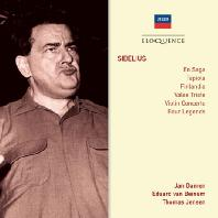 ORCHESTRA & CONCERTO WORKS/ EDUARD VAN BEINUM [시벨리우스: 바이올린 협주곡 - 반 베이눔]