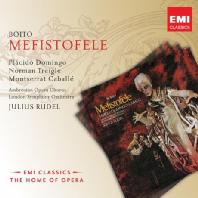 MEFISTOFELE/ JULIUS RUDEL [2CD+BONUS DISC]