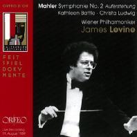 SYMPHONIE NO.2 AUFERSTEHUNG/ JAMES LEVINE
