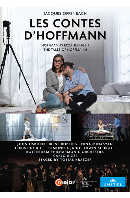LES CONTES D`HOFFMANN/ CARLO RIZZI [오펜바흐: 호프만 이야기 - 카를로 리치] [한글자막]