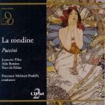 LA RONDINE/ FRANCESCO MOLINARI-PRADELLI