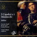 I CAPULETI E I MONTECCHI/ CLAUDIO ABBADO