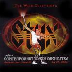 ONE WITH EVERYTHING: STYX & THE CONTEMPORARY YOUTH ORCHESTRA OF CLEVELAND