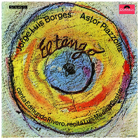 EL TANGO: JORGE LUIS BORGES [UHQ-CD] [피아졸라: 탱고] [한정반]