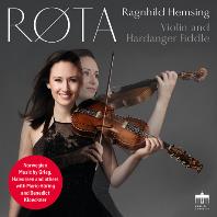 ROTA/ RAGNHILD HEMSING [노르웨이 음악: 그리그, 할보르센, 불, 스벤젠 - 랑힐드 헴싱]