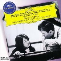 PIANO CONCERTOS NO.3 & GASPARD DE LA NUIT/ MARTHA ARGERICH, CLAUDIO ABBADO [THE ORIGINALS] [프로코피에프: 피아노 협주곡 3번 & 라벨: 피아노 협주곡, 밤의 가스파르 - 아르헤리치, 아바도]