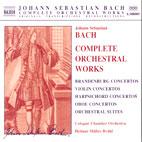 COMPLETE ORCHESTRAL WORKS/ 35 CONCERTOS & SUITES/ HELMUT MULLER BRUHL