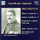 PIANO CONCERTOS NO.1,2/ FUR ELISE/ SCHNABEL