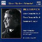 PIANO CONCERTOS NO.3,4/ SCHNABEL