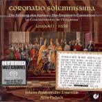 CORONATIO SOLEMNISSIMA/ JOHANN ROSENMULLER ENSEMBLE/ ARNO PADUCH [신성로마제국 황제의 대관식/ SACD HYBRID]