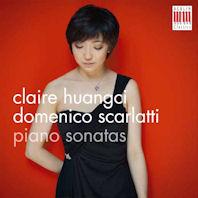 PIANO SONATAS/ CLAIRE HUANGCI [스카를라티: 39곡의 건반 소나타]