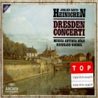DRESDEN CONCERTI/ MUSICA ANTIQUA KOLN/ GOEBEL