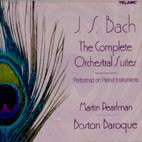 THE COMPLETE ORCHESTRAL SUITES/ MARTIN PEARLMAN