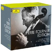 EDITION: THE COMPLETE RECORDINGS ON DG, DECCA & PHILIPS [피에르 푸르니에: 전집]