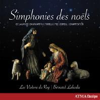 SYMPHONIES DES NOELS/ LES VIOLONS DU ROY, BERNARD, LABADIE [비올롱 뒤 로이: 노엘 심포니]