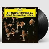 SYMPHONY NO.5/ HERBERT VON KARAJAN [차이코프스키: 교향곡 5번 - 카라얀] [180G LP]