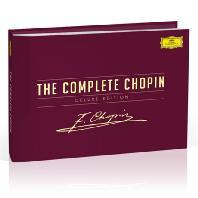 THE COMPLETE CHOPIN [20CD+DVD] [쇼팽: 작품 전집] [딜럭스 한정반]