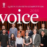 2018 QUEEN ELISABETH COMPETITION: VOICE [2018년 퀸 엘리자베스 콩쿠르: 성악]