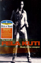 MUSIC IS THE WEAPON [2CD+DVD: DS &V]