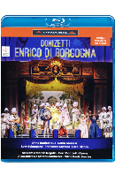ENRICO DI BORGOGNA/ ALESSANDRO DE MARCHI [도니제티: 보르고냐의 엔리코] [한글자막]