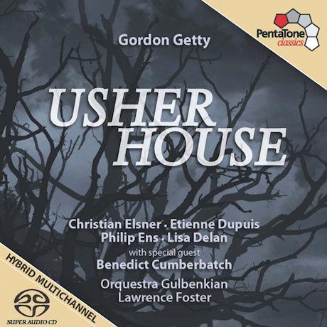 USHER HOUSE/ LAWRENCE FOSTER [SACD HYBRID] [게티: 오페라 - 어셔가]