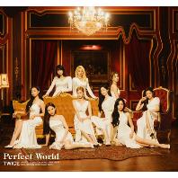 PERFECT WORLD [CD+DVD] [한정반 A] [JAPAN 3RD ALBUM]