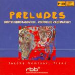 PRELUDES/ JASCHA NEMTSOV
