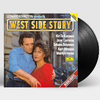 WEST SIDE STORY: HIGHLIGHTS/ KIRI TE KANAWA, JOSE CARRERAS [번스타인: 웨스트 사이드 스토리 - 하일라이트] [180G LP]
