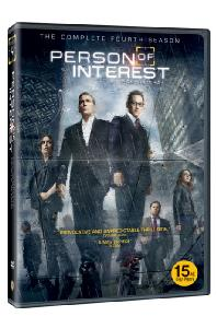 퍼슨 오브 인터레스트 시즌 4 [PERSON OF INTEREST: THE COMPLETE FOURTH SEASON] [17년 11월 워너/ 파라마운트 가격인하 프로모션]