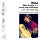 MATTHAUS PASSION/ CHARLES MEDLAM