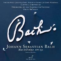 MASS IN B MINOR BWV 232/ FRANS BRUGGEN
