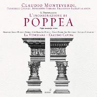 L`INCORONAZIONE DI POPPEA/ LA VENEXIANA, CLAUDIO CAVINA [몬테베르디 오페라: 포페아의 대관]