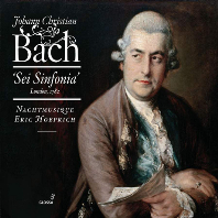 SEI SINFONIA LONDON 1782/ NACHTMUSIQUE, ERIC HOEPRICH
