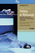 PELLEAS ET MELISANDE/ FRANZ WELSER-MOST [블루레이 전용플레이어 사용]