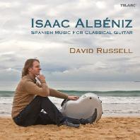 ALBENIZ: SPANISH MUSIC FOR CLASSICAL GUITAR