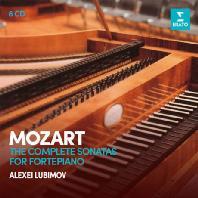 THE COMPLETE SONATAS FOR PIANOFORTE/ ALEXEI LUBIMOV [모차르트: 피아노 소나타 전집 - 알렉세이 루비모프]