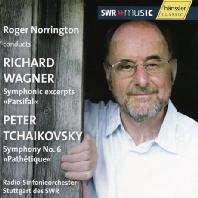 SYMPHONIC EXCERPTS PARSIFAL & SYMPHONY NO.6/ ROGER NORRINGTON