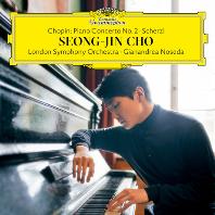 PIANO CONCERTO NO.2, SCHERZI/ SEONG-JIN CHO, GIANANDREA NOSEDA [쇼팽: 피아노 협주곡 2번, 스케르초 - 조성진]