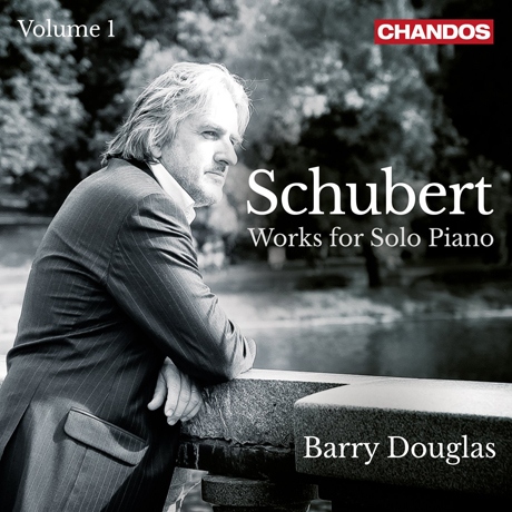 WORKS FOR SOLO PIANO VOL.1/ BARRY DOUGLAS [슈베르트: 피아노 솔로를 위한 작품 1집 - 배리 더글라스]