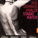 NISI DOMINUS, STABAT MATER/ JEAN-CHRISTOPHE SPINOSI