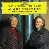 PIANO CONCERTOS/ KRYSTIAN ZIMERMAN, PIERRE BOULEZ [라벨: 피아노 협주곡 1, 2번 - 지메르만 & 불레즈]