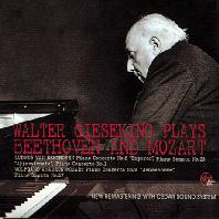 WALTER GIESEKING PLAYS BEETHOVEN AND MOZART