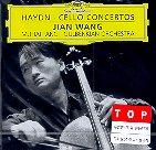 CELLO CONCERTOS/ JIAN WANG/ MUHAI TANG