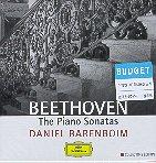 THE PIANO SONATAS/ DANIEL BARENBOIM