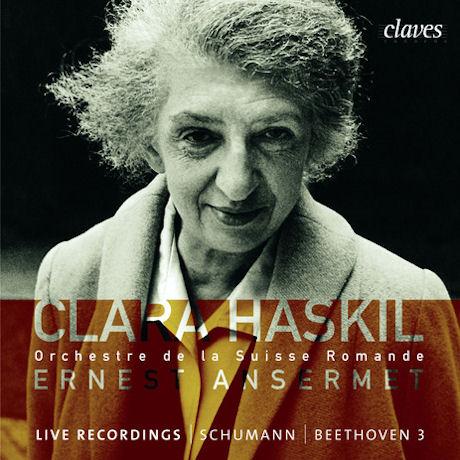 PIANO CONCERTOS/ CLARA HASKIL, ERNEST ANSERMET