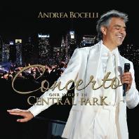 CONCERTO: ONE NIGHT IN CENTRAL PARK [CD+DVD] [안드레아 보첼리: 콘체르토 - 센트럴 파크 공연]