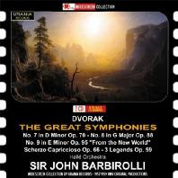 THE GREAT SYMPHONIES/ JOHN BARBIROLLI